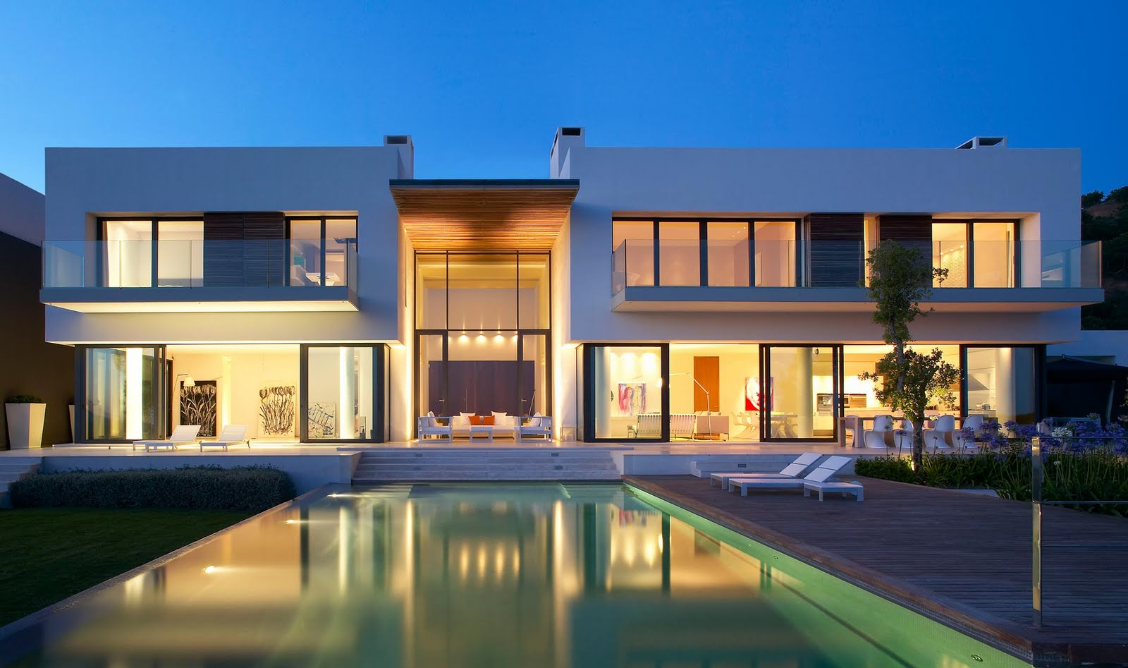 Neocribs modern spanish house andalucia spain mclean quinlan - Contemporary home ...