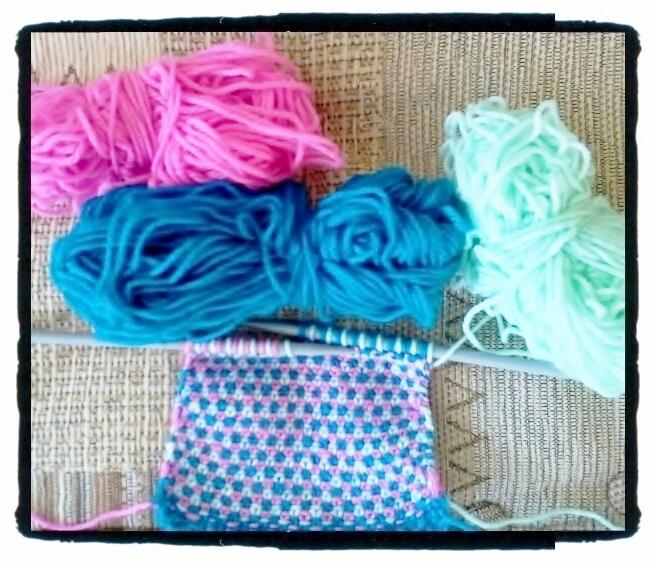 Knitting Stitches Yfwd : KNITIT: Free Fancy Knitting Stitch No. 18