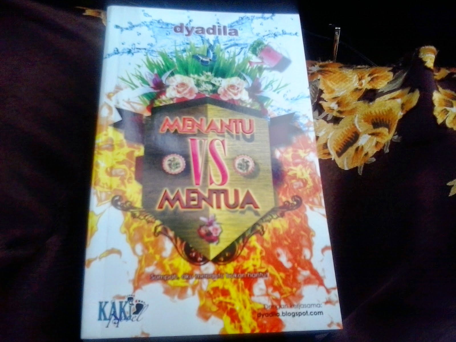 NOVEL TERBARU DYA