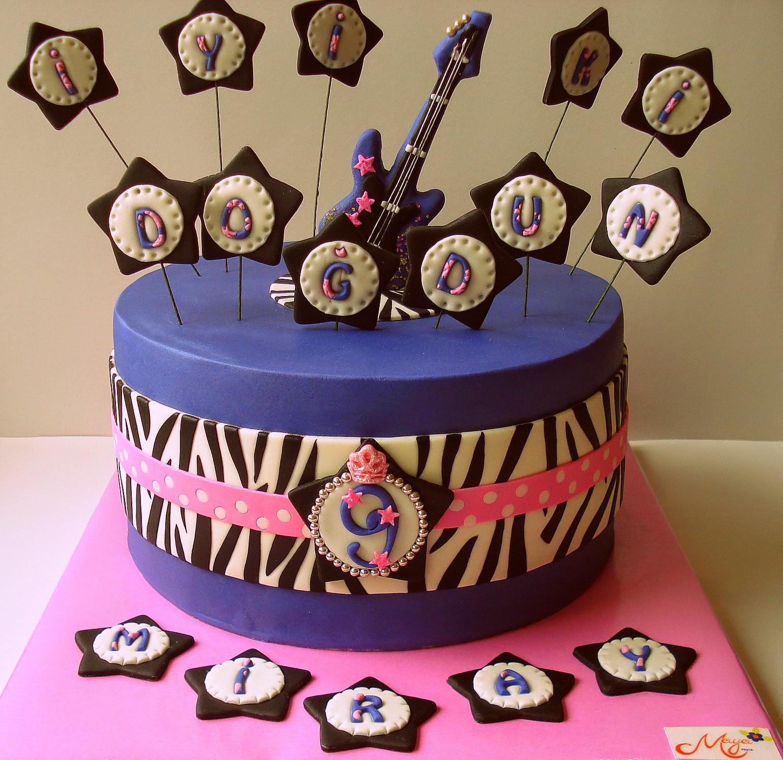 Rock Star cake-2
