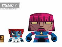 X-men Viilains