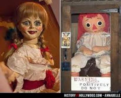 Boneka Annabelle Kisah Seram Horor