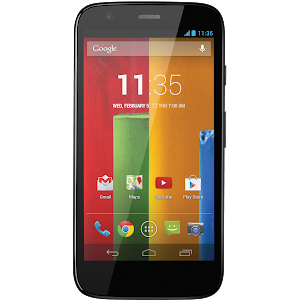 Motorola Moto G in Canada receives Lollipop
