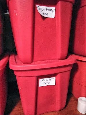 labeling plastic containers