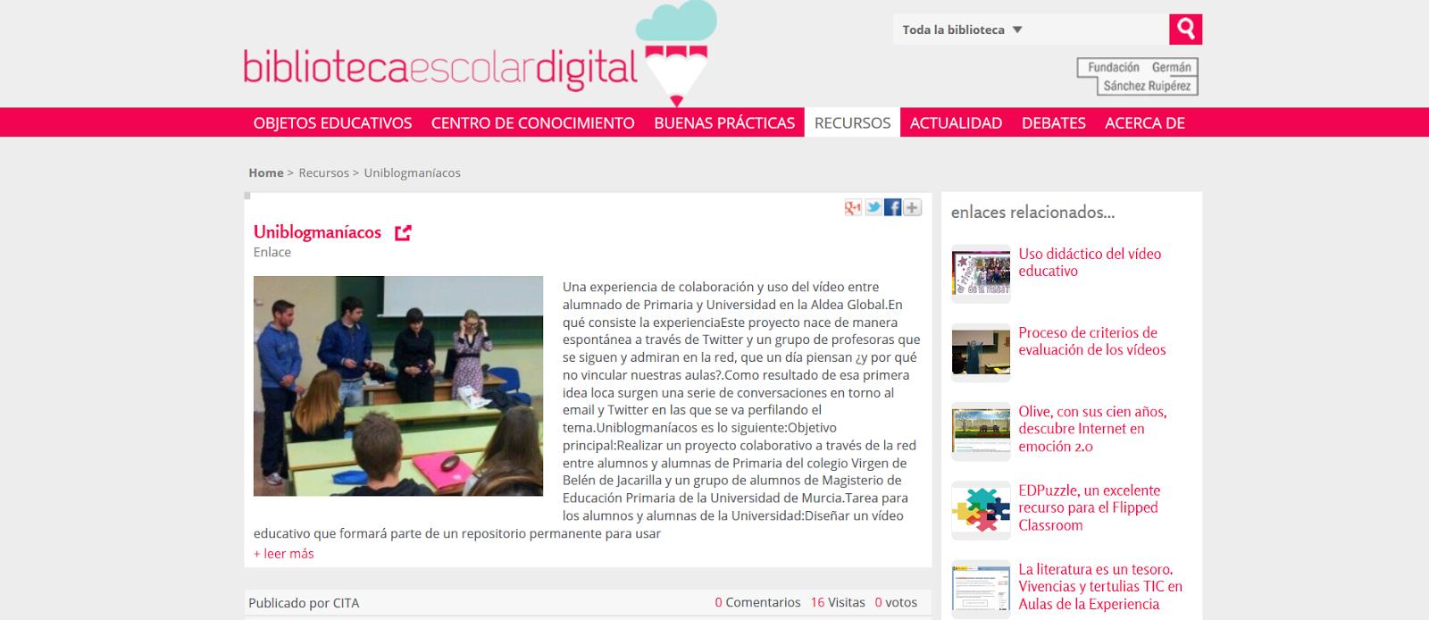 http://bibliotecaescolardigital.es/comunidad/BibliotecaEscolarDigital/recurso/uniblogmaniacos/35e2dd88-4e87-4241-bb80-26ecea4e138b