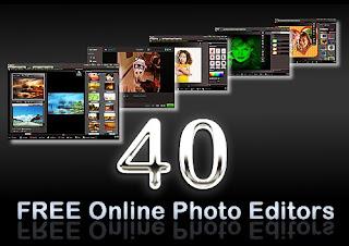 Daftar situs penyedia Edit Photo Online Gratis