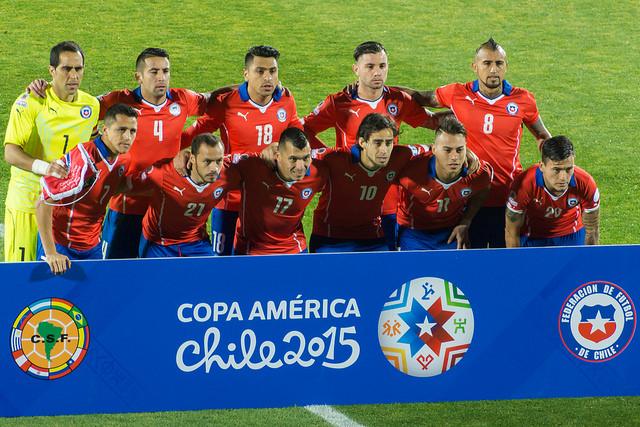 argentina vs chile final de la copa america 2015