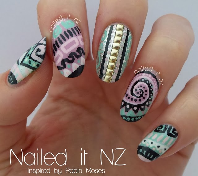 2013 Wrap Up My Favourite Nail Designs Of 2013
