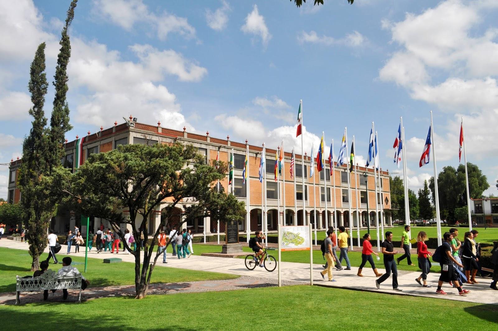 La UDLAP es una de las ventajas de vivir en Puebla