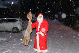 Aitosuomalainen Joulupukki pikkujouluihin ja jouluaattoon e-mail: joulupukkipalvelu@gmail.com