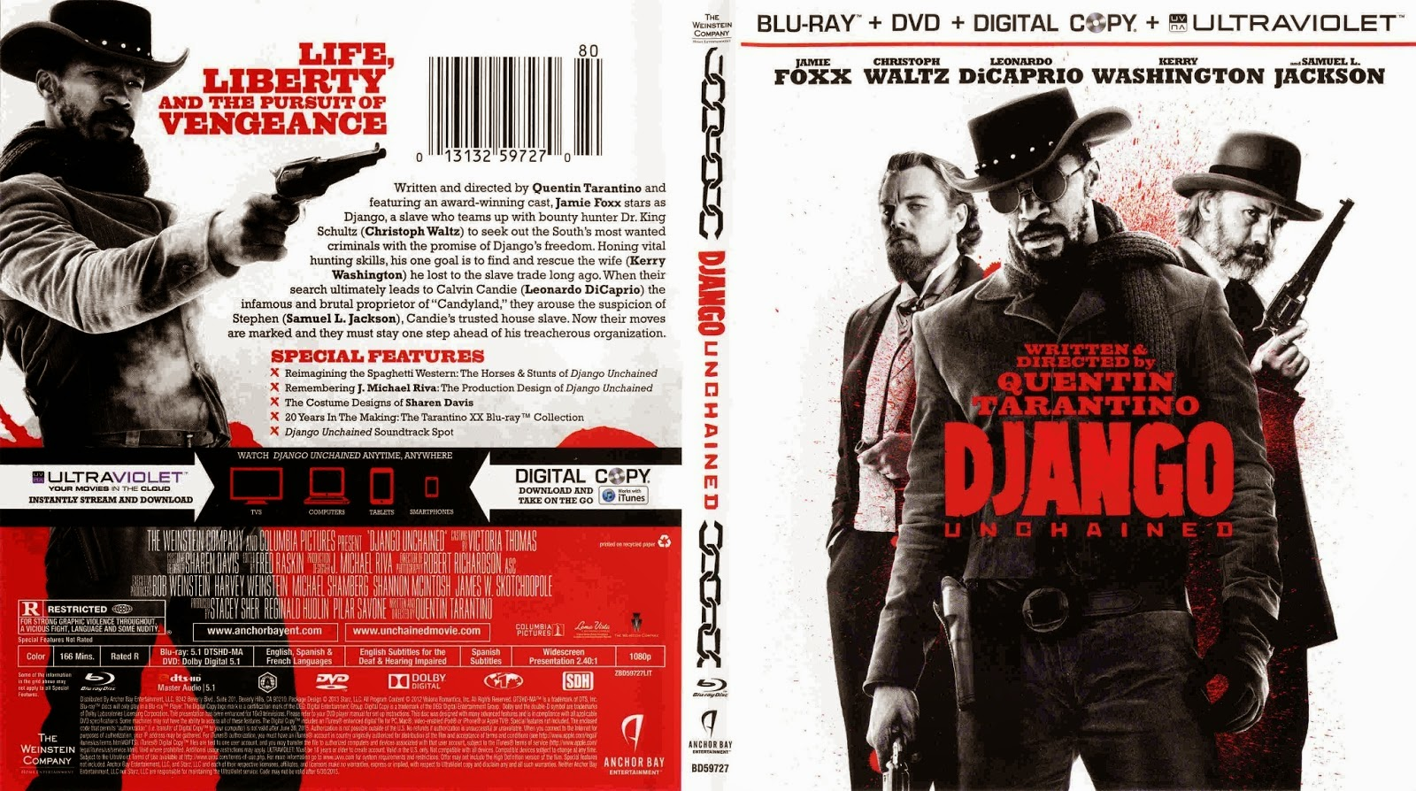django unchained the reality of Django unchained, or it shapes the normative reality even of the fantasy in his defense of django adam serwer at least limits the domain of persistent.
