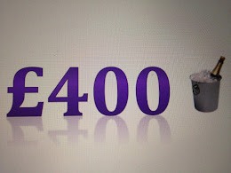 £400 ALREADY RAISED FOR CANCER RESEARCH BY NOVEL-BLOGGING  - THANK YOU SO MUCH