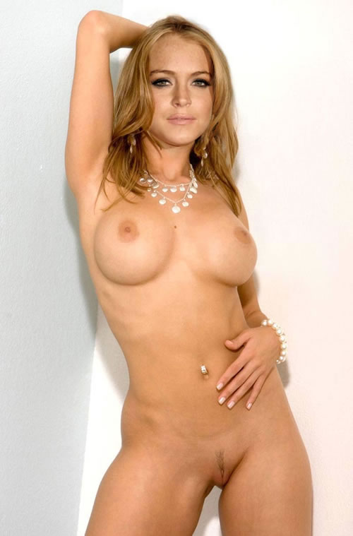 Lindays lohan nude have control