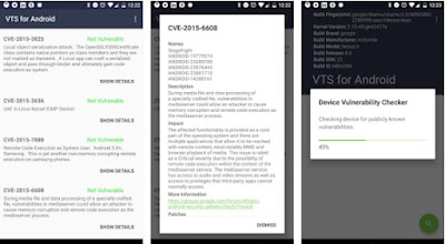 vts for android