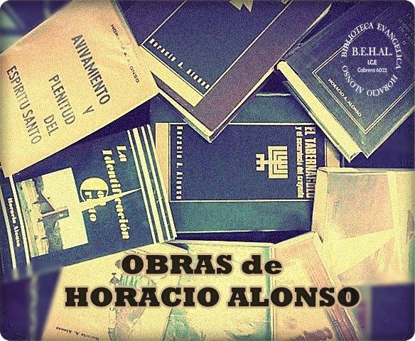 Libros de Horacio Alonso