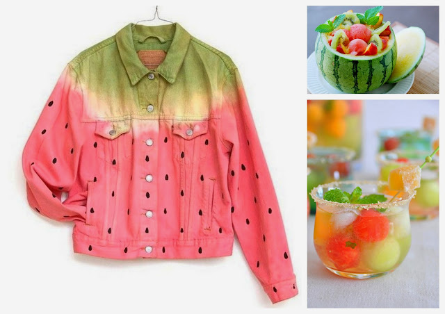 watermelon,pastèque,couleur,fruit,the mood