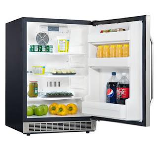 Outdoor Danby refrigerators