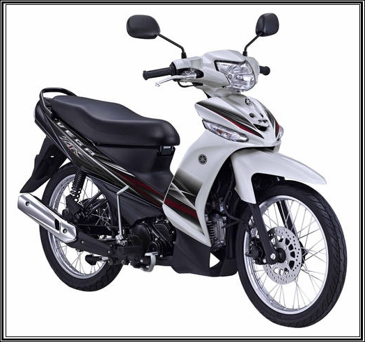 Ducati 848 new color yamaha vega zr for Yamaha vega price