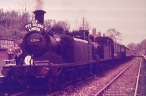 The Solent Limited at Droxford