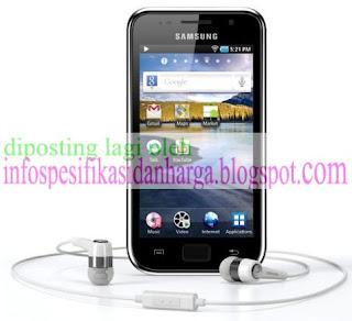 Harga Samsung Galaxy S WiFi 4.0 PC Tablet Terbaru 2012