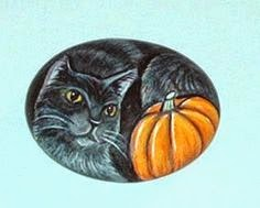 Pierres Peintes, Designs pour Halloween