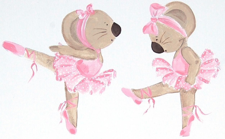 Bailarinas infantiles imagui - Cuadros bailarinas infantiles ...
