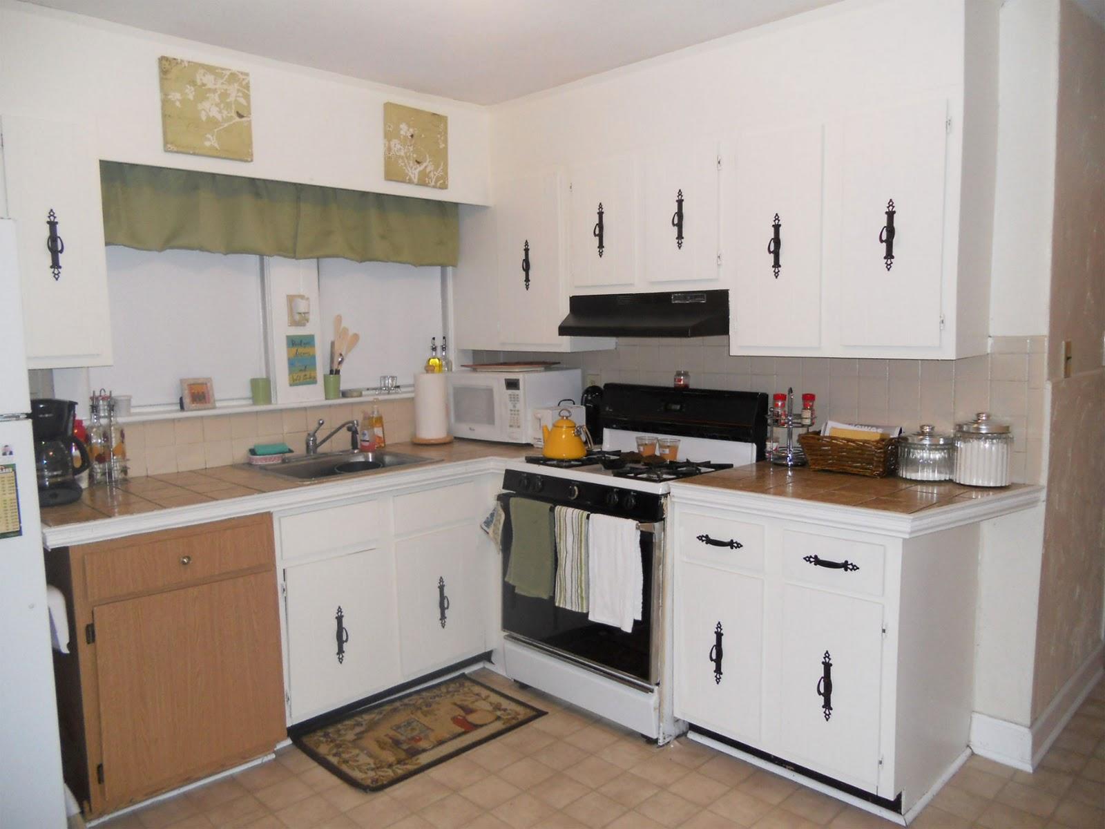 Fresh Kitchen Facelift