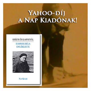 Nap Kiadó Hamvas Béla Krízis és karnevál