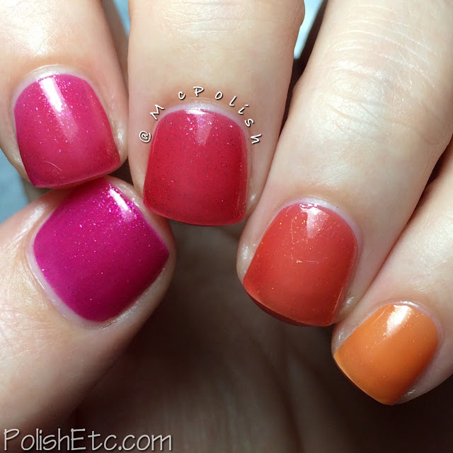 Ellagee - Brunch with Unicorns Collection - McPolish