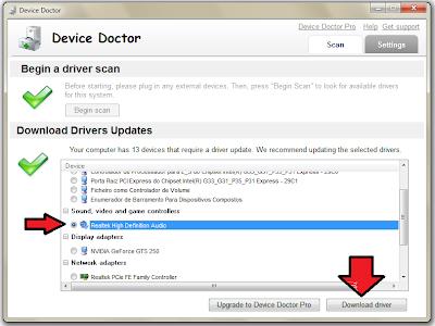 programa para scanear driver