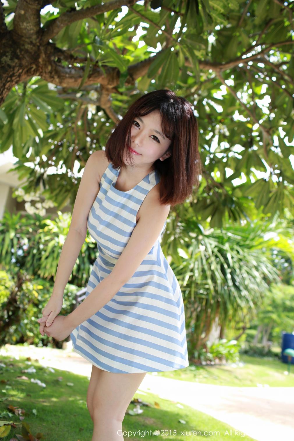 018 - XiuRen No.362 Faye