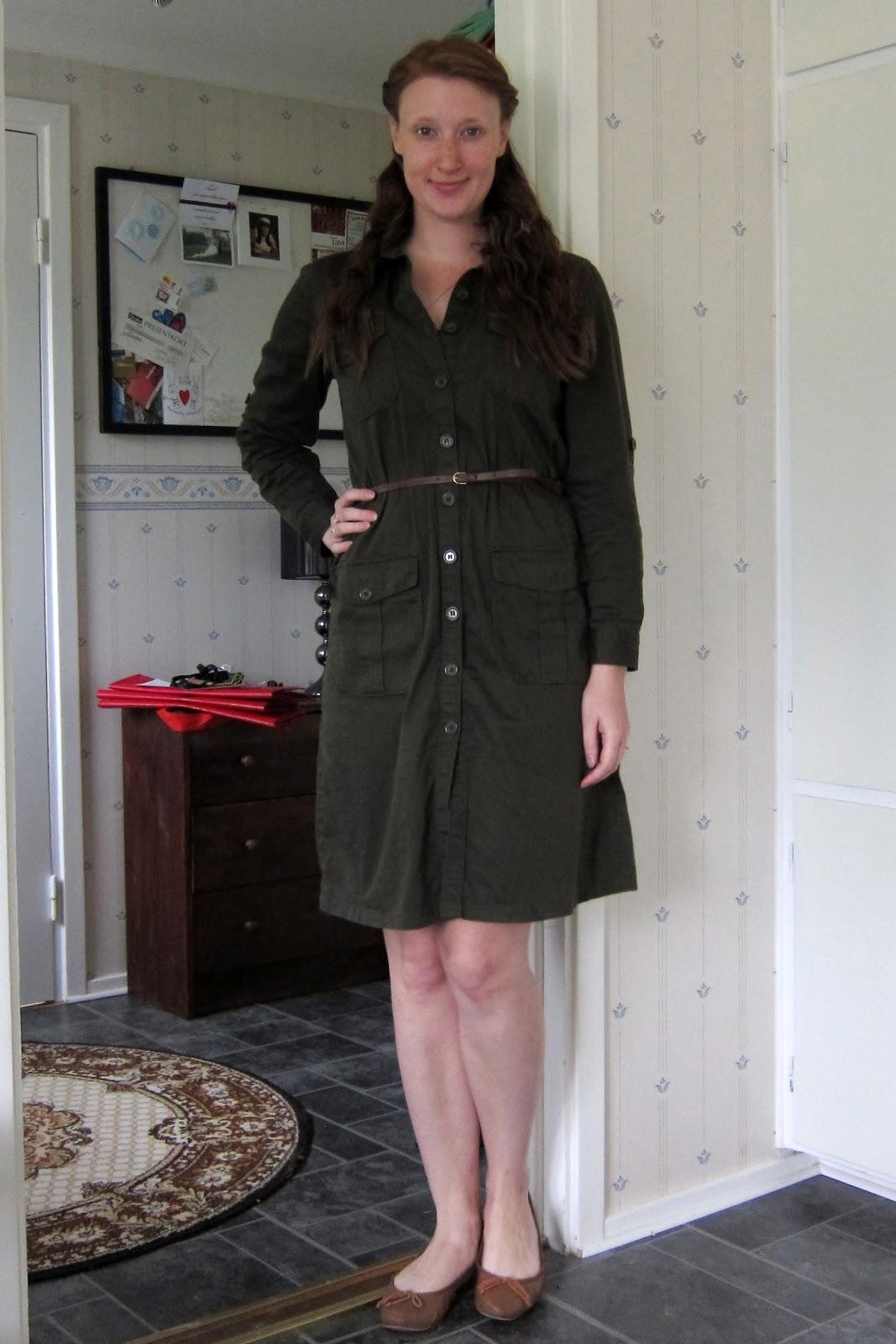 Ur min garderob: Simpelt med bara ben