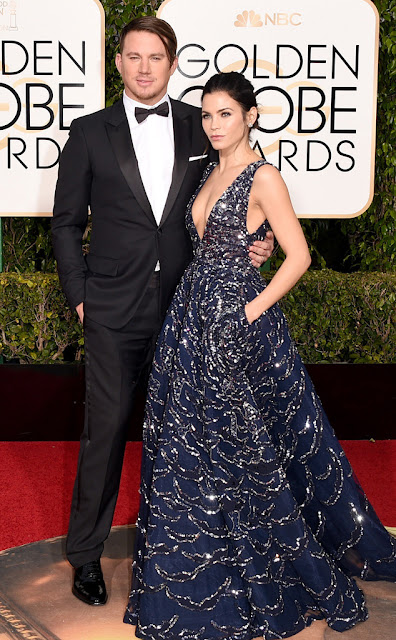 golden globe jenna tatum channing