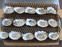 oyster shellfish grill rack