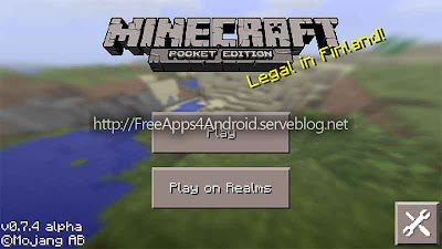 Minecraft - Pocket Edition Free Apps 4 Android