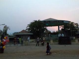 Biju Pattnaik Park Berhampur