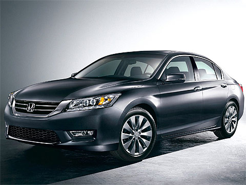 2013 Honda Accord Japanese car photos