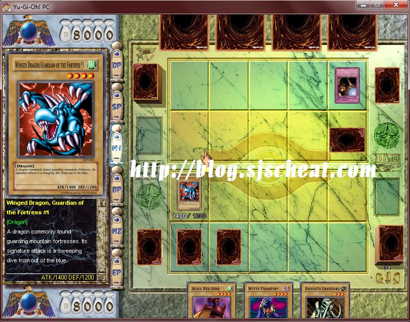 Yu-Gi-Oh! Power of Chaos - Yugi The Destiny Kaiba
