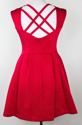 Shop Mag Style: Nanette Lepore Ruby Red Ingrid Dress