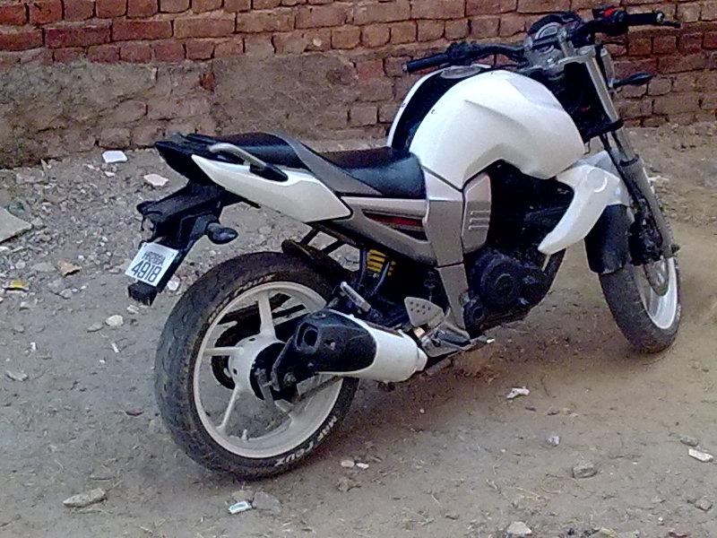 Yamaha Fz Price In Allahabad