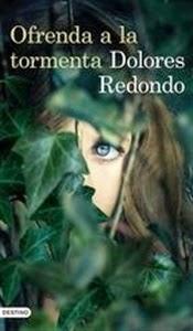 Ranking Semanal: Número 4. Ofrenda a la tormenta, de Dolores Redondo.
