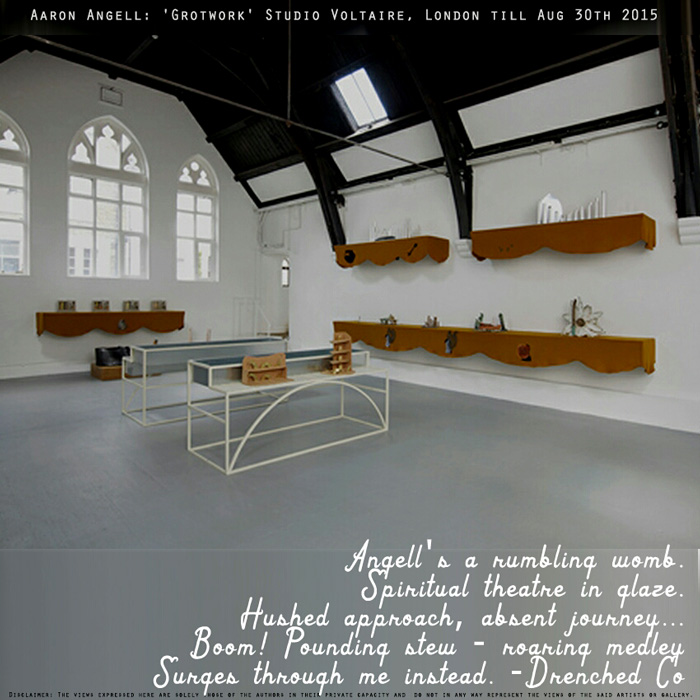 Image of Studio Voltaire and exhibition review