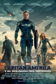 ver Capitan America 2: El soldado de invierno / Captain America 2: the winter soldier (2014)