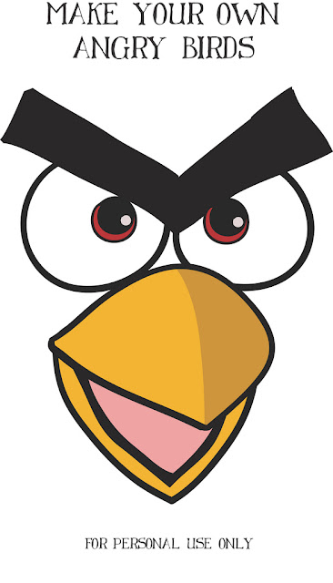 Gallery For gt Black Angry Bird Face Template