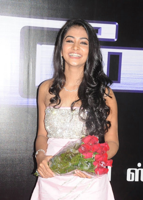 mugamoodi pooja hegde at movie launch cute stills