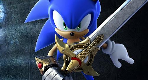 Gambar Kartun Sonic | Wallpaper Animasi Sonic