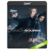Jason Bourne (2016) HDTV 1080p Audio Dual Latino/Ingles