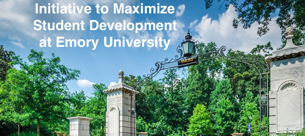 Initiative to Maximize Student Development at Emory University