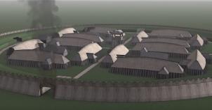 Une nouvelle découverte qui réécrira l'histoire des forteresses Vikings