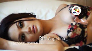 hot Video Riri Angelina Model Seksi Majalah Popular